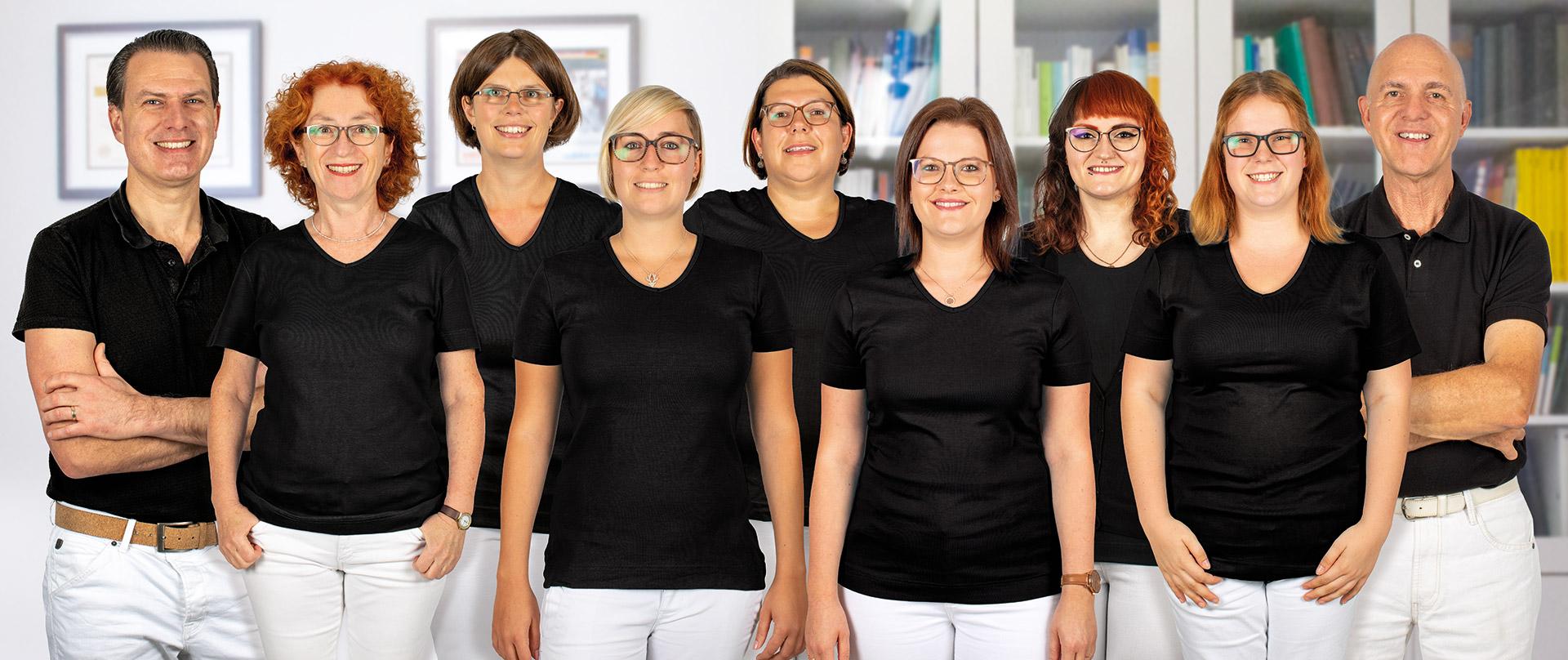Das Team der Praxis Dr. Paul Heilmann, Orthopädie Landshut, heißt Sie willkommen