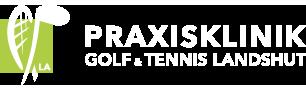 Logo der Praxisklinik Golf Tennis Landshut